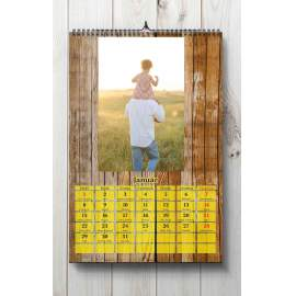Fényképes naptár névnapokkal