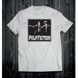 Pulp Fiction 1 férfi póló fehér