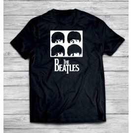The Beatles 3 férfi póló fekete