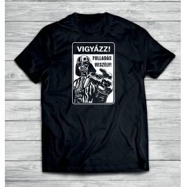 Darth Vader 3 férfi póló fekete