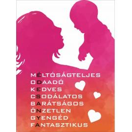 Anyák napi tábla 06