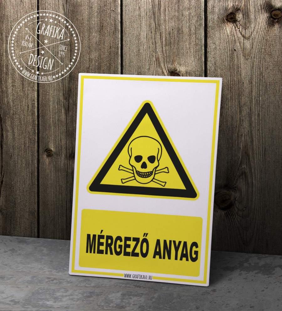 Mérgező anyag