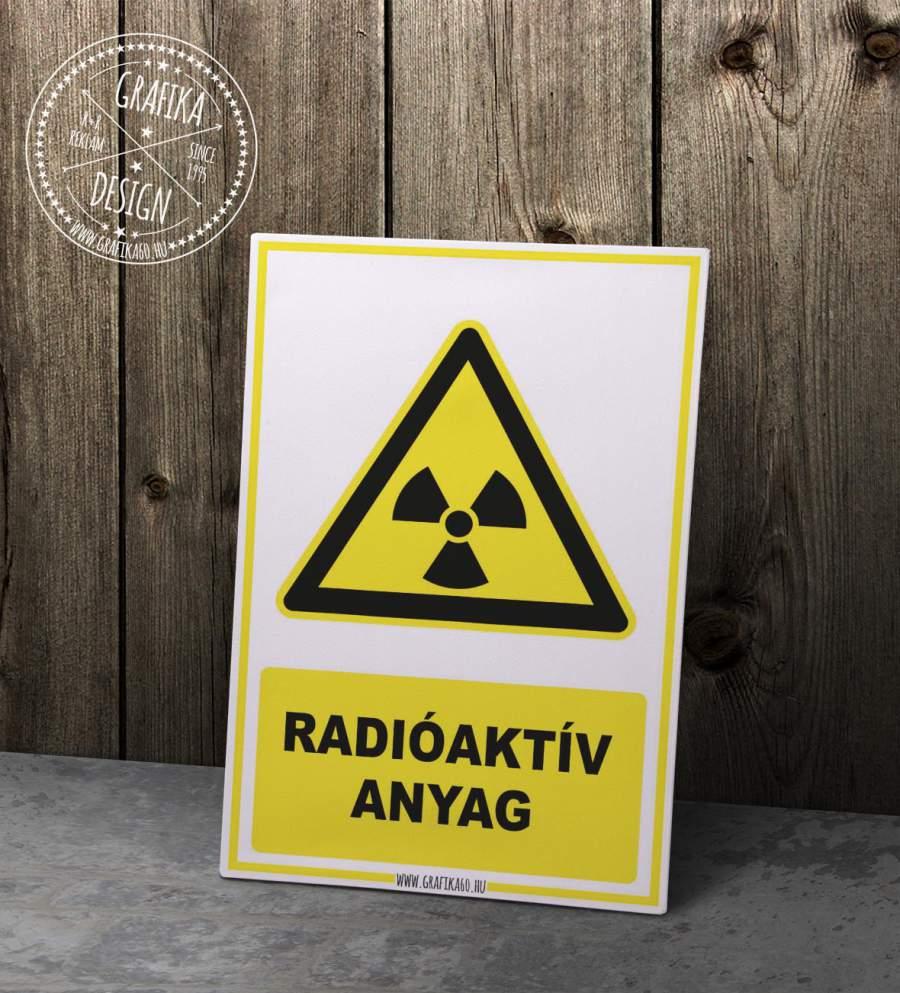 Rádióaktív anyag