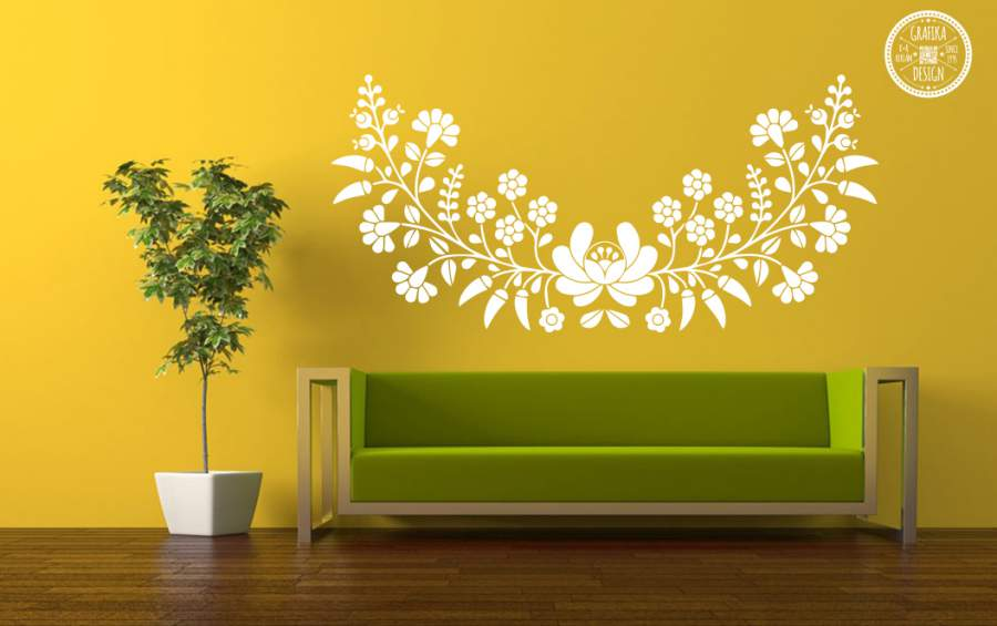 Falmatrica Motívum virág 8