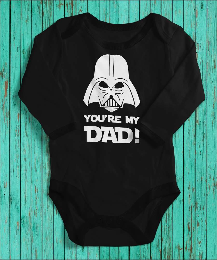 Darth Vader angol fekete gyerek body